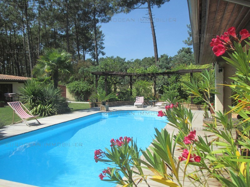 Vacation rental house / villa Lacanau-ocean 2 865€ - Picture 1