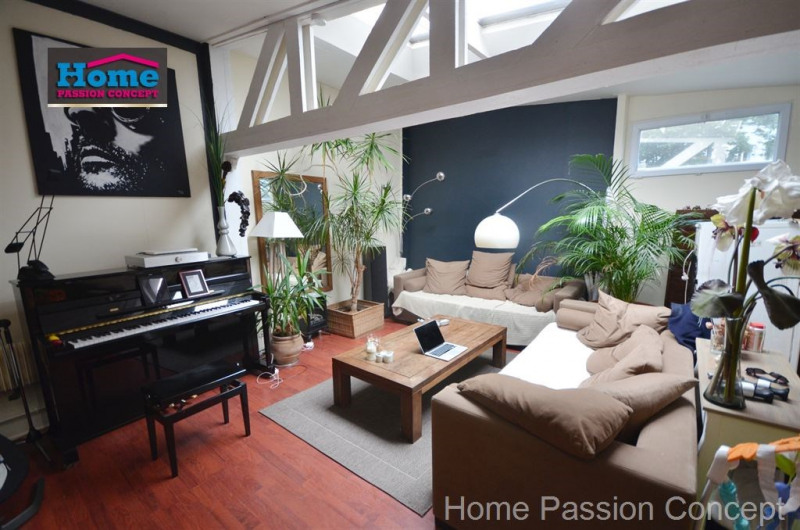 Vente appartement Nanterre 570000€ - Photo 1