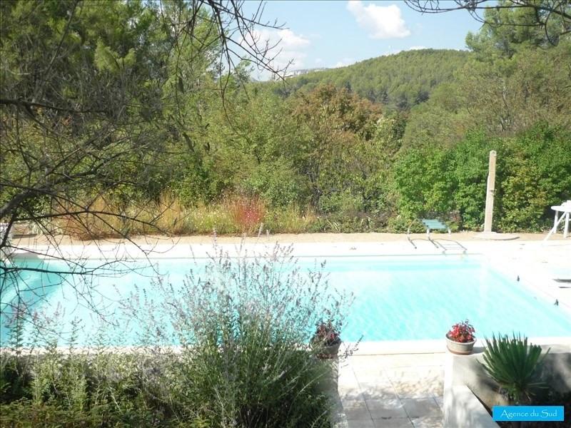 Vente maison / villa La bouilladisse 389000€ - Photo 2