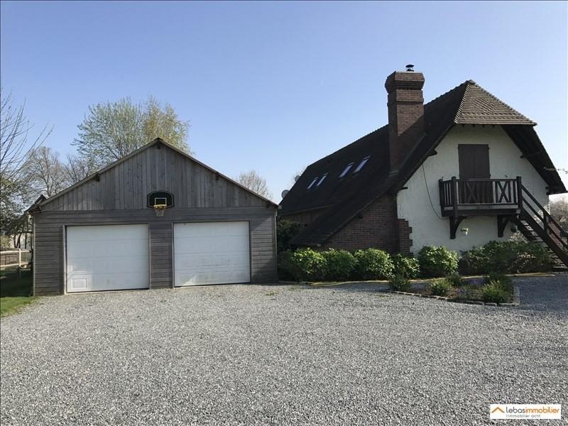 Vente maison / villa Doudeville 288500€ - Photo 4