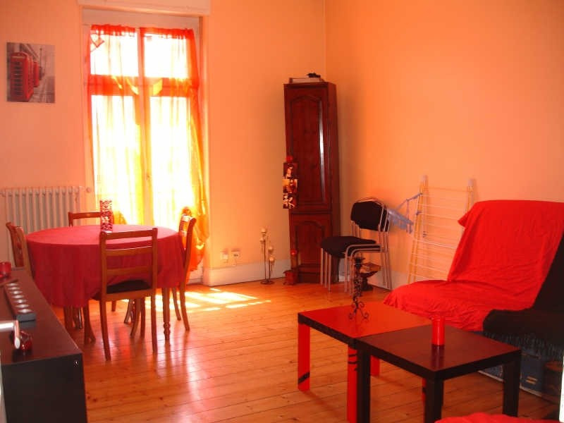 Rental apartment Strasbourg 749€ CC - Picture 1