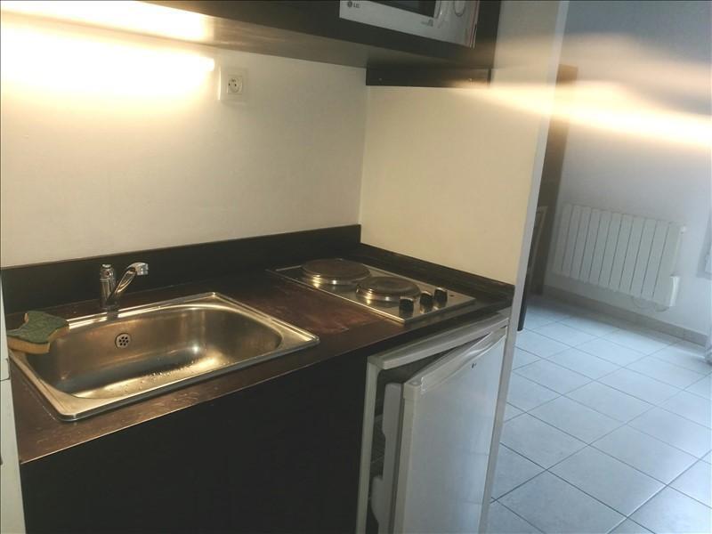 Rental apartment Villeurbanne 450€ CC - Picture 2