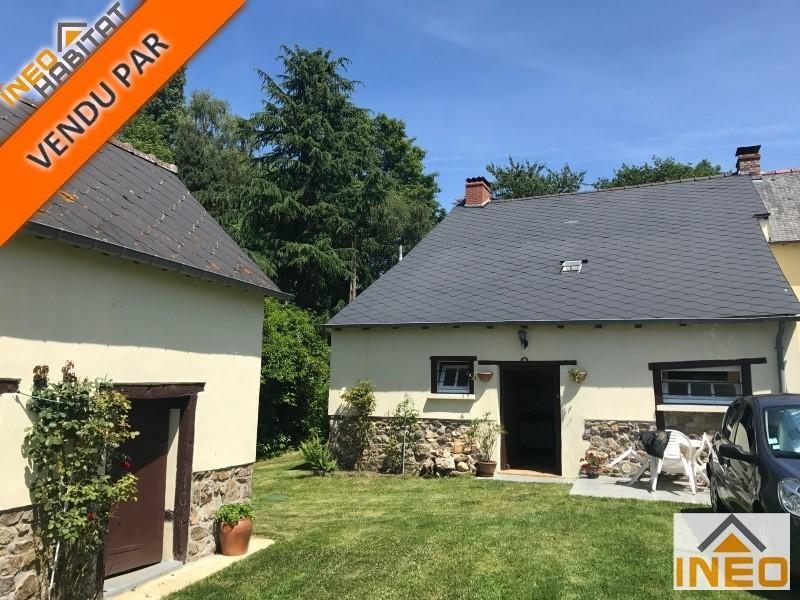 Vente maison / villa Guipel 123050€ - Photo 1