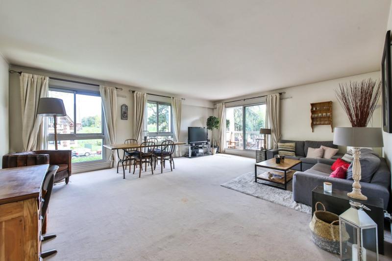 Deluxe sale apartment Boulogne-billancourt 1195000€ - Picture 1