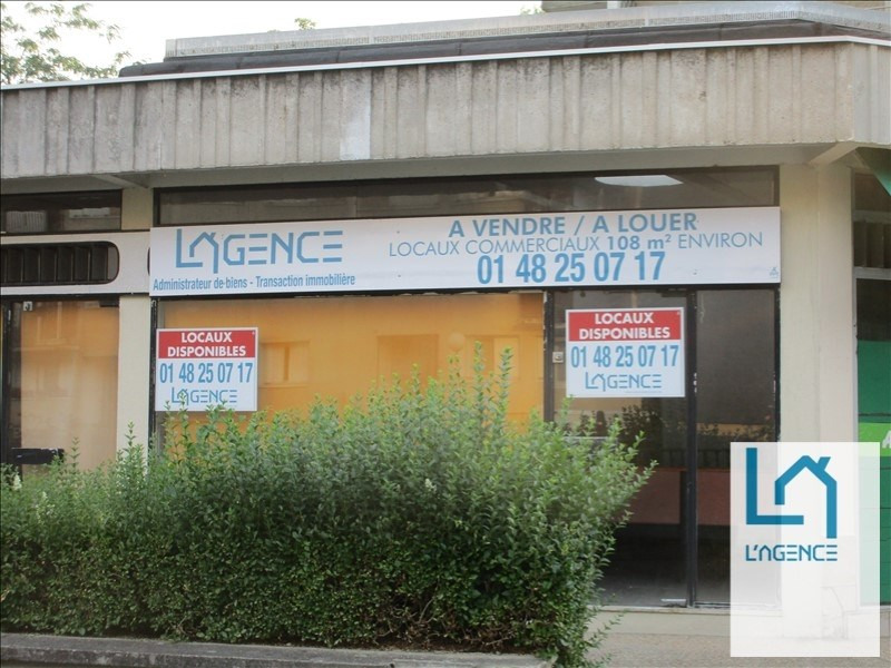 Location local commercial Meudon 1 300€ HT/HC - Photo 1