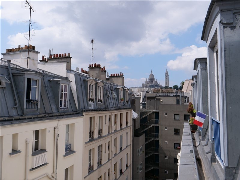 Aрендa квартирa Paris 18ème 890€ CC - Фото 2