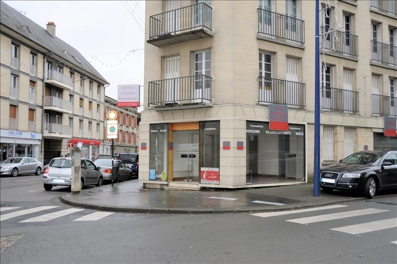 Rental office Soissons 917€ HT/HC - Picture 1