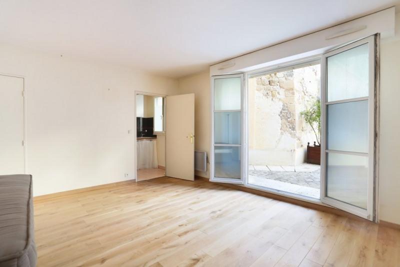 Vente de prestige appartement Paris 13ème 418500€ - Photo 2