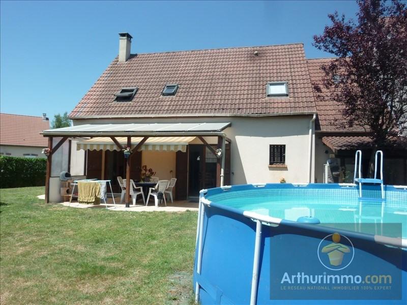Vente maison / villa Savigny le temple 281000€ - Photo 1