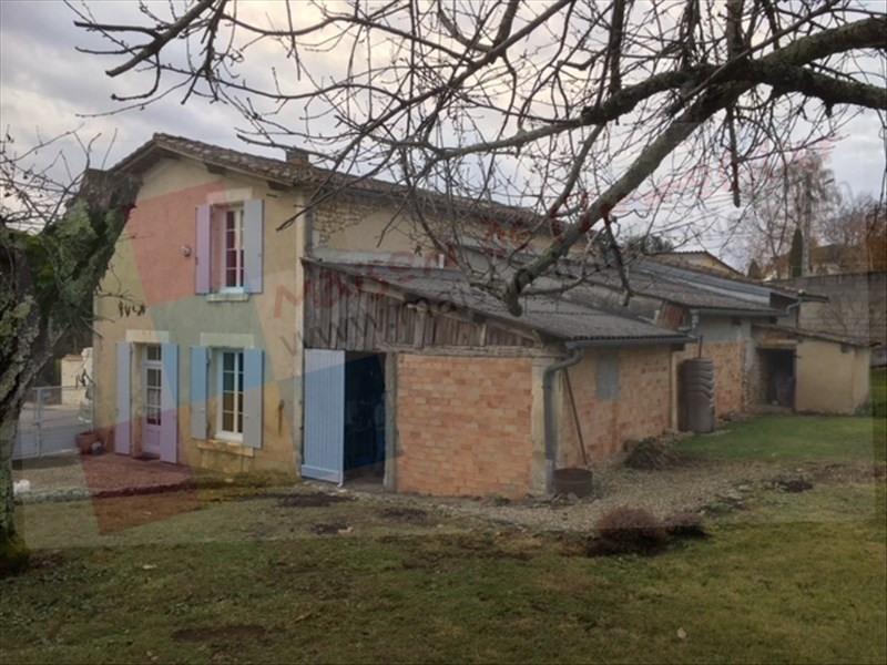 Vente maison / villa Limitrophe cognac 139100€ - Photo 10