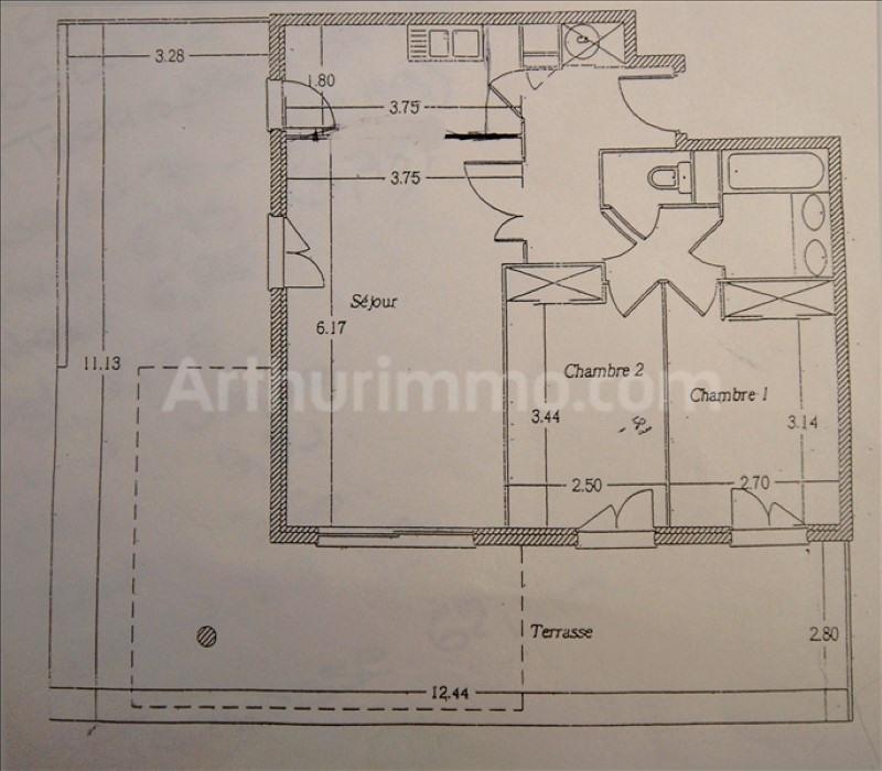 Sale apartment Valescure 300000€ - Picture 7