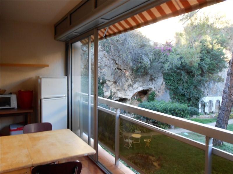 Sale apartment Vallauris 127200€ - Picture 1