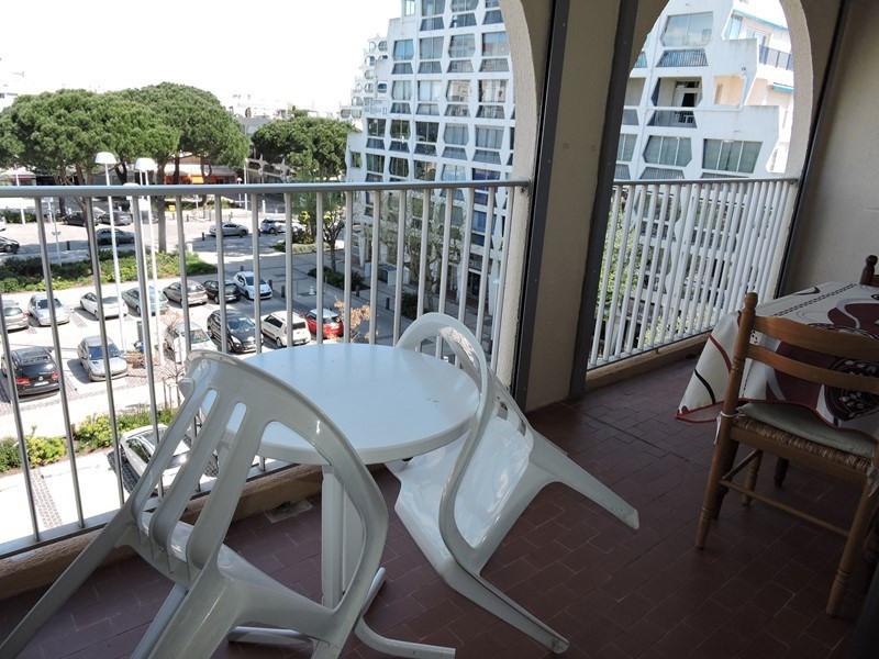 Location vacances appartement La grande motte 455€ - Photo 5