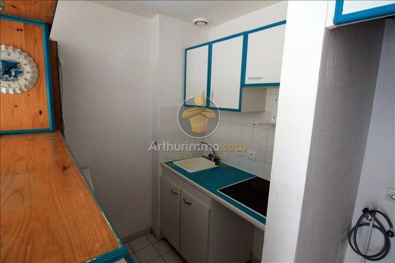 Sale apartment Sainte maxime 129000€ - Picture 5