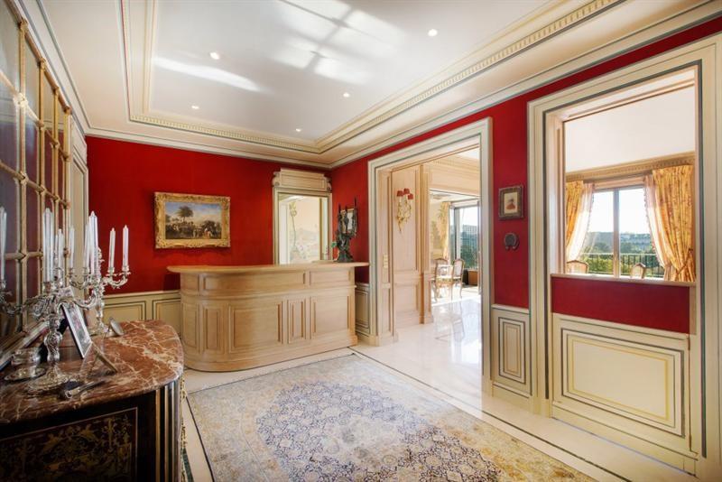 Verkoop van prestige  appartement Paris 16ème 4500000€ - Foto 4