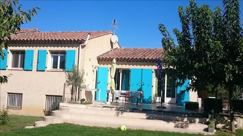 Vente maison / villa Aix en provence 535000€ - Photo 1
