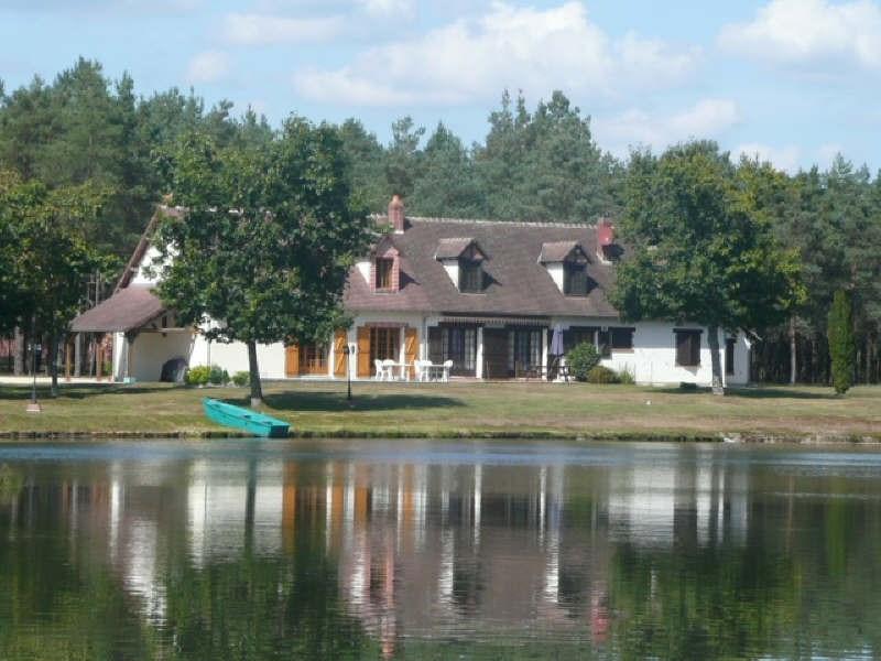 Sale house / villa Vouzeron 530000€ - Picture 1