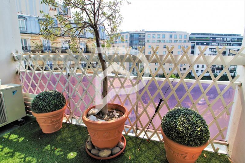 Vente de prestige appartement Paris 15ème 1190000€ - Photo 10
