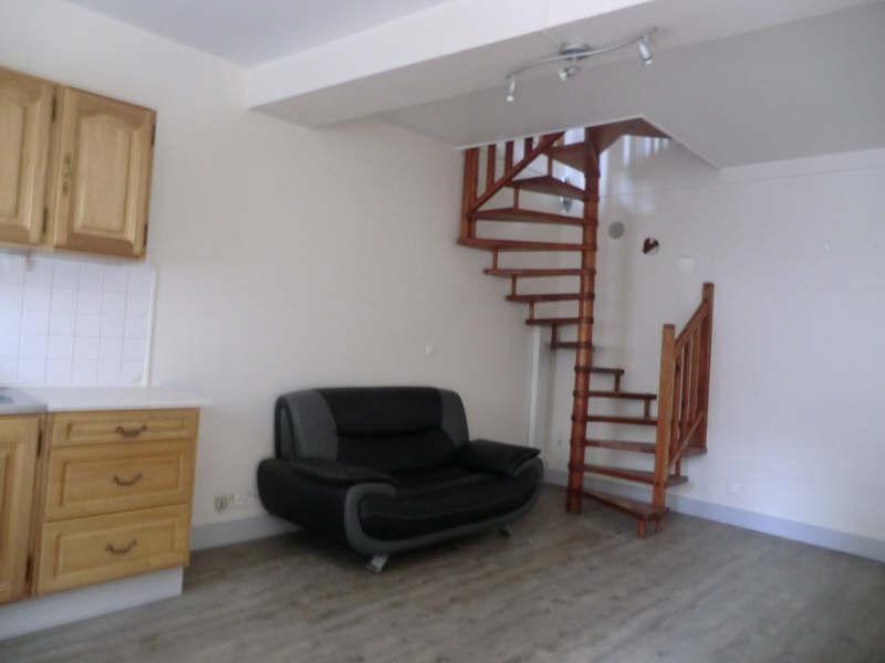 Sale apartment Lamorlaye 166000€ - Picture 1