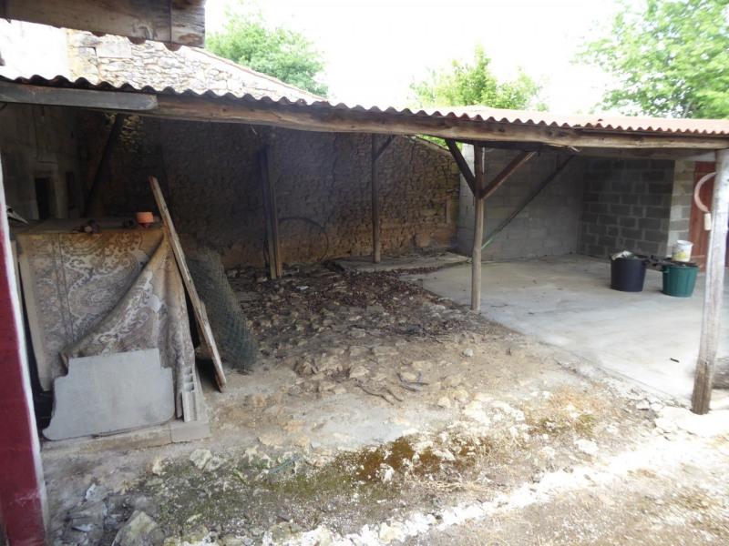 Vente maison / villa Burie 117480€ - Photo 17