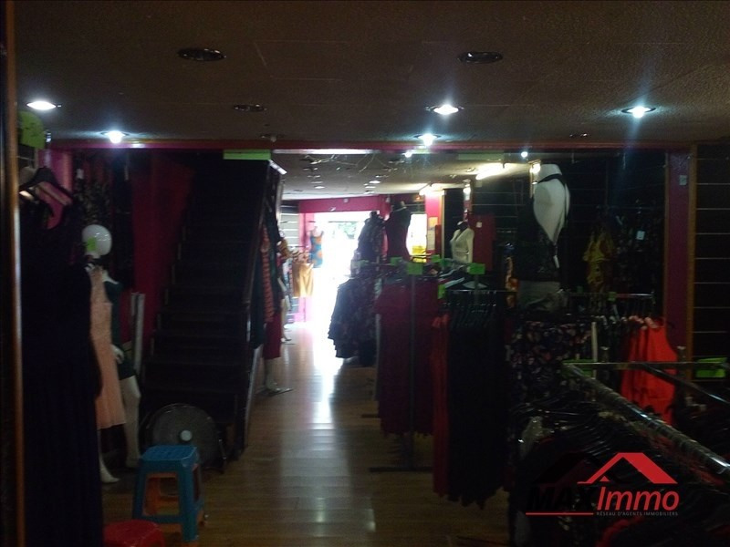 Location local commercial St denis 1 500€ HT/HC - Photo 2