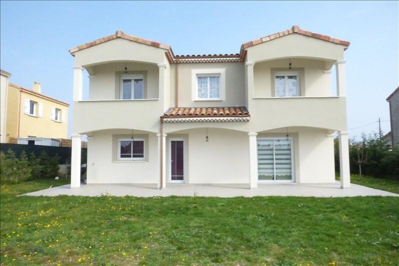 Sale house / villa Romans sur isere 315000€ - Picture 1