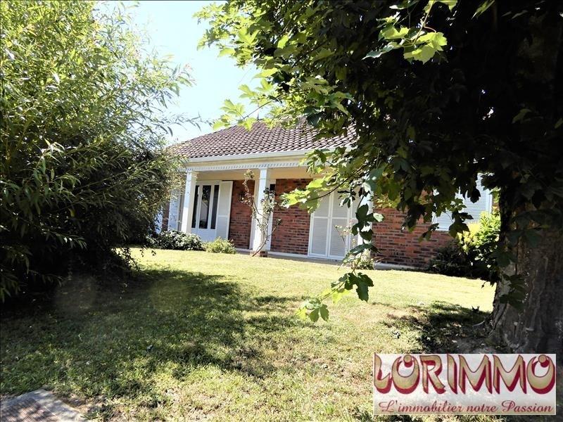 Vente maison / villa Mennecy 297000€ - Photo 1