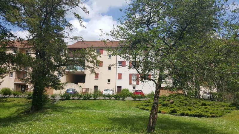 Rental apartment Vaux sur seine 975€ CC - Picture 1