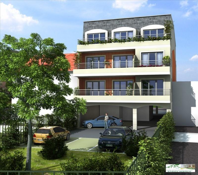 Sale apartment Draveil 162000€ - Picture 2