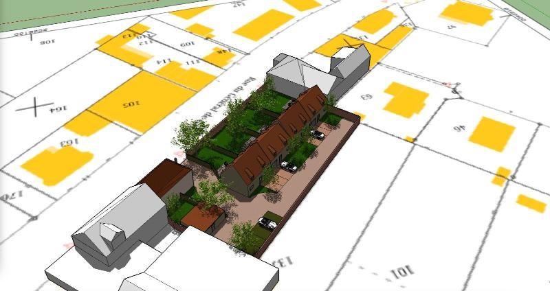 Vendita terreno Wasselonne 374500€ - Fotografia 4