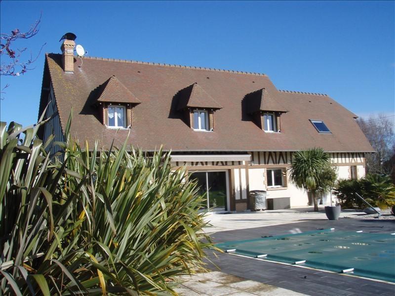 Verkauf von luxusobjekt haus Equemauville 860000€ - Fotografie 1
