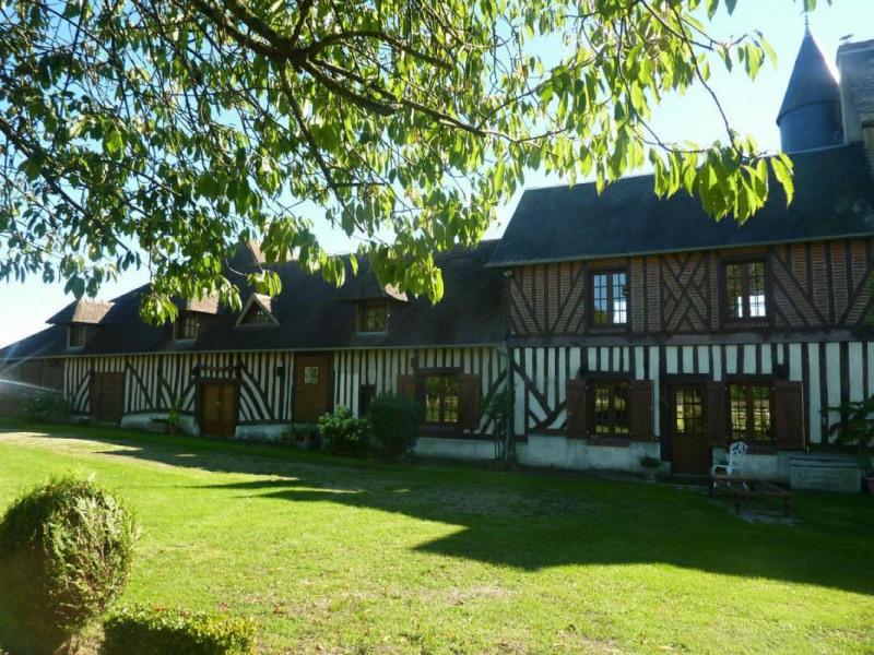 Deluxe sale house / villa Lisieux 567500€ - Picture 1