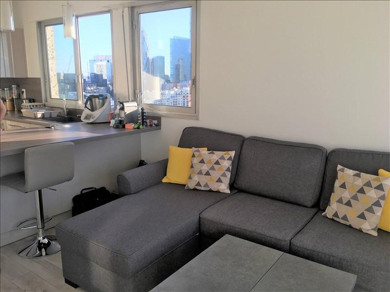 Vente appartement Courbevoie 364000€ - Photo 2