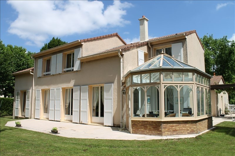 Revenda residencial de prestígio casa Louveciennes 1227000€ - Fotografia 1