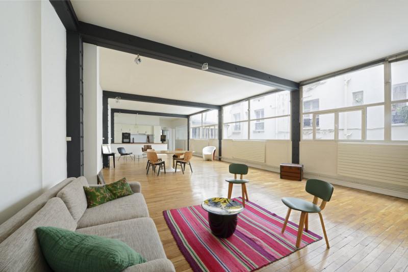 Vente de prestige appartement Paris 9ème 1490000€ - Photo 2