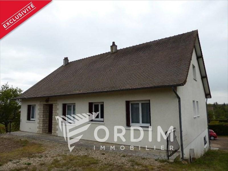 Sale house / villa Boulleret 143000€ - Picture 1