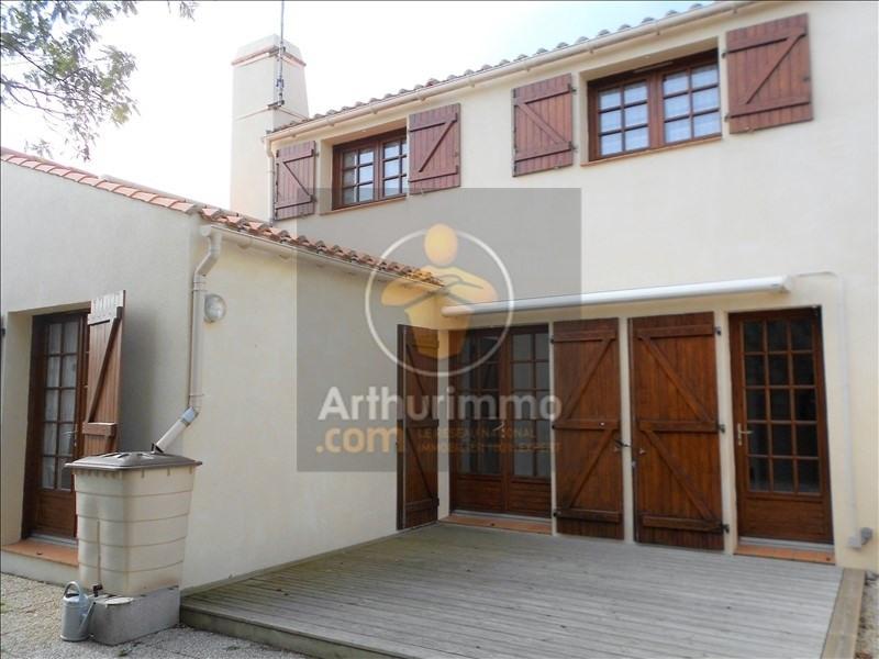 Sale house / villa St jean de monts 241500€ - Picture 2