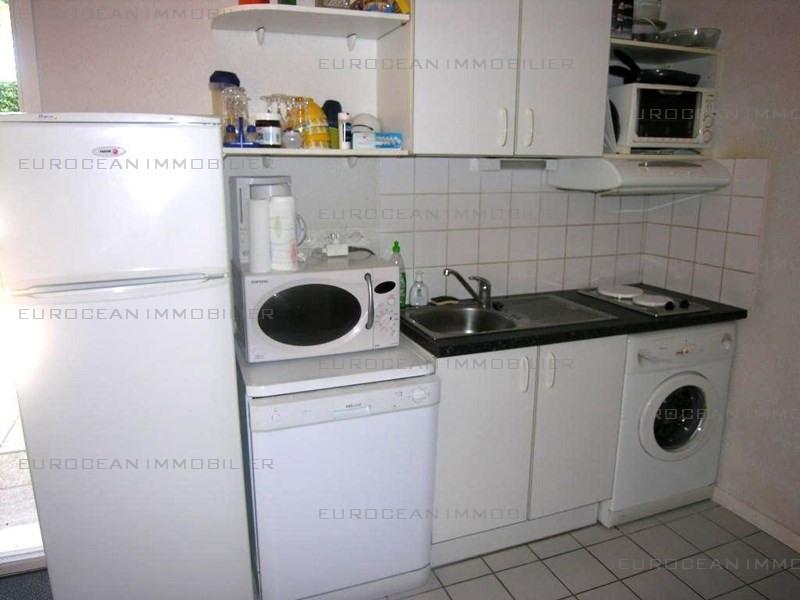 Vermietung von ferienwohnung haus Lacanau ocean 285€ - Fotografie 4