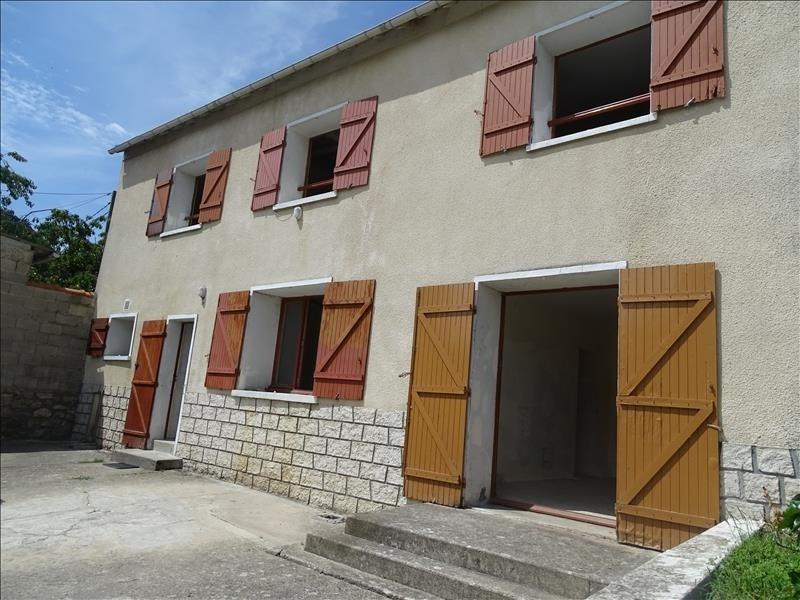 Venta  casa Champagne sur oise 241000€ - Fotografía 1