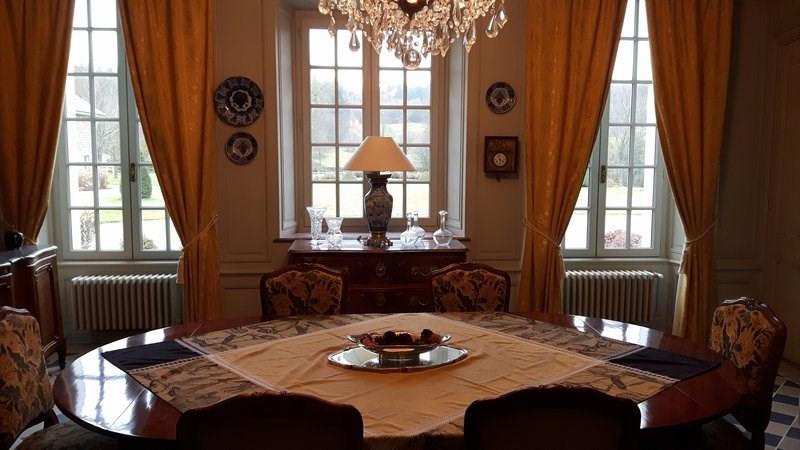 Venta de prestigio  castillo Villedieu les poeles 1950000€ - Fotografía 11
