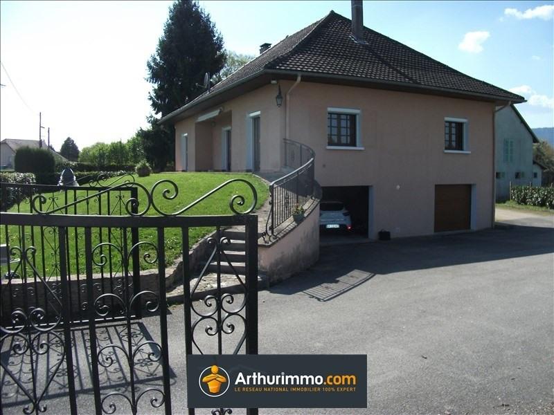 Sale house / villa Belley 325000€ - Picture 1