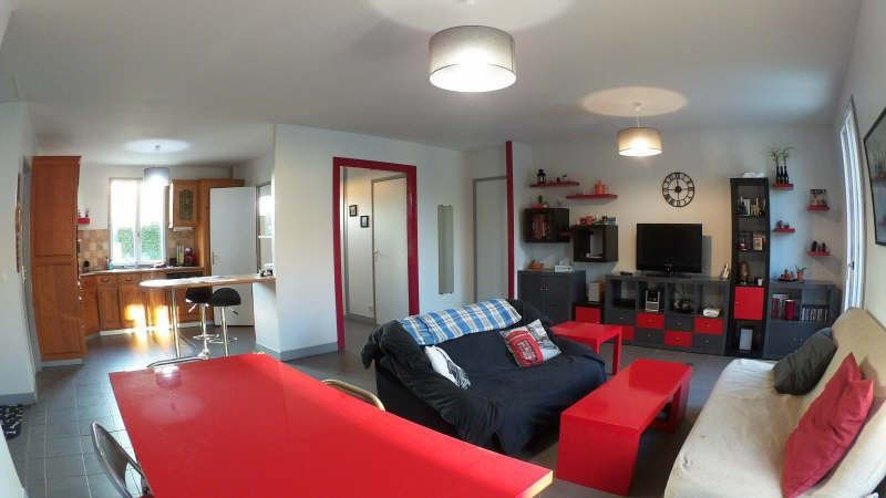 Vente maison / villa Les thilliers en vexin 200080€ - Photo 5