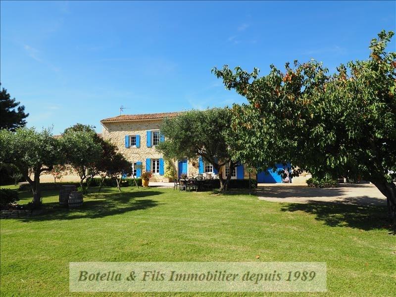 Verkoop van prestige  huis Pont st esprit 558000€ - Foto 3