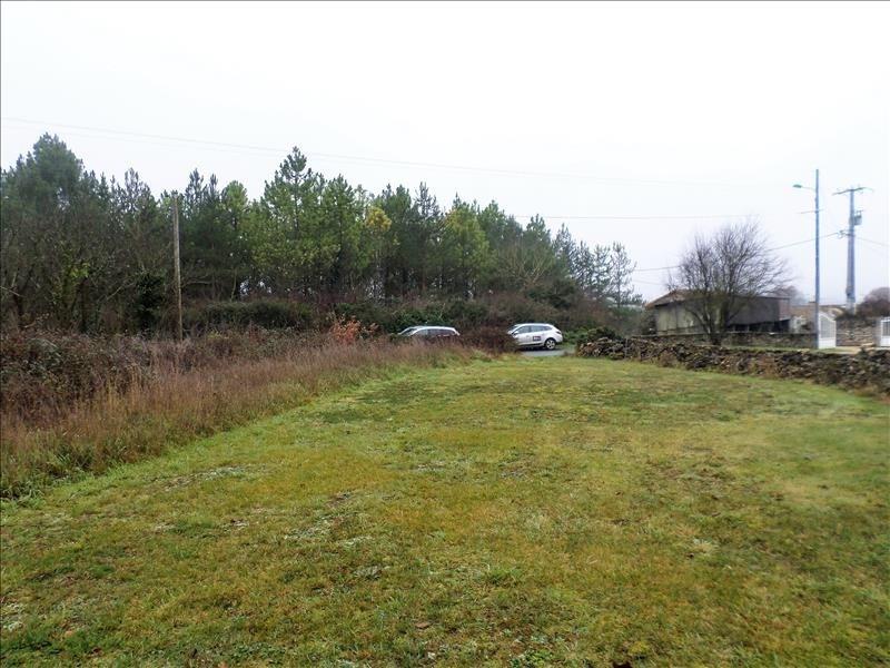 Vente terrain Marigny chemereau 18000€ - Photo 2