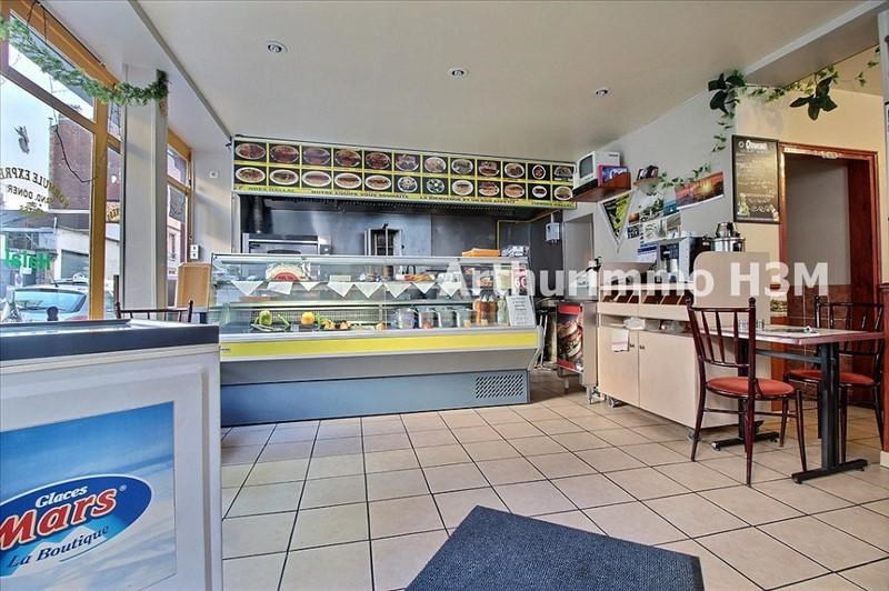 Commercial lease transfer empty room/storage St ouen 115 000€ - Picture 2