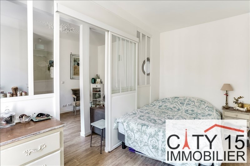 Revenda apartamento Paris 15ème 257000€ - Fotografia 6