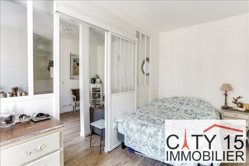 Verkoop  appartement Paris 15ème 257000€ - Foto 6
