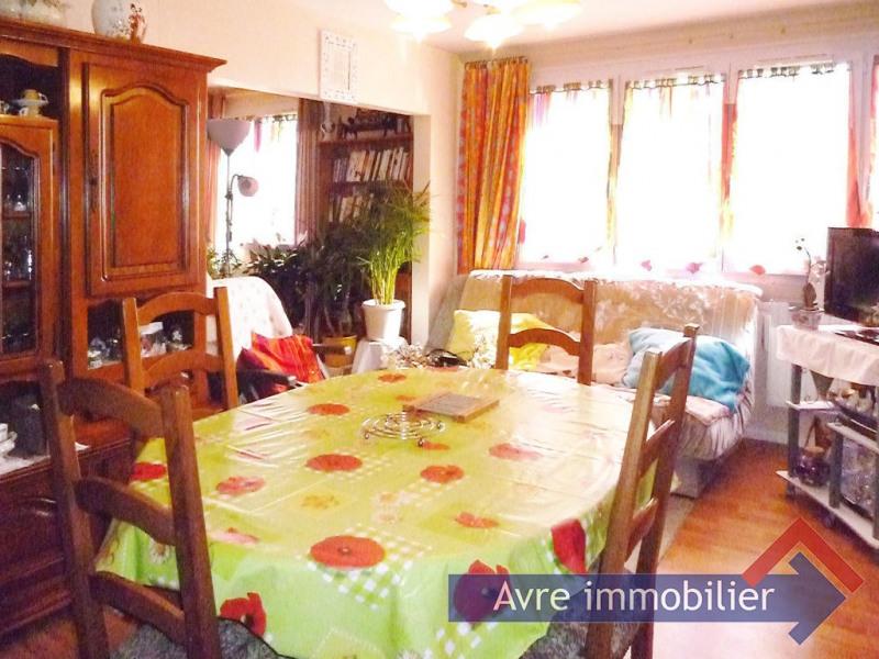 Sale apartment Verneuil d avre et d iton 65500€ - Picture 2