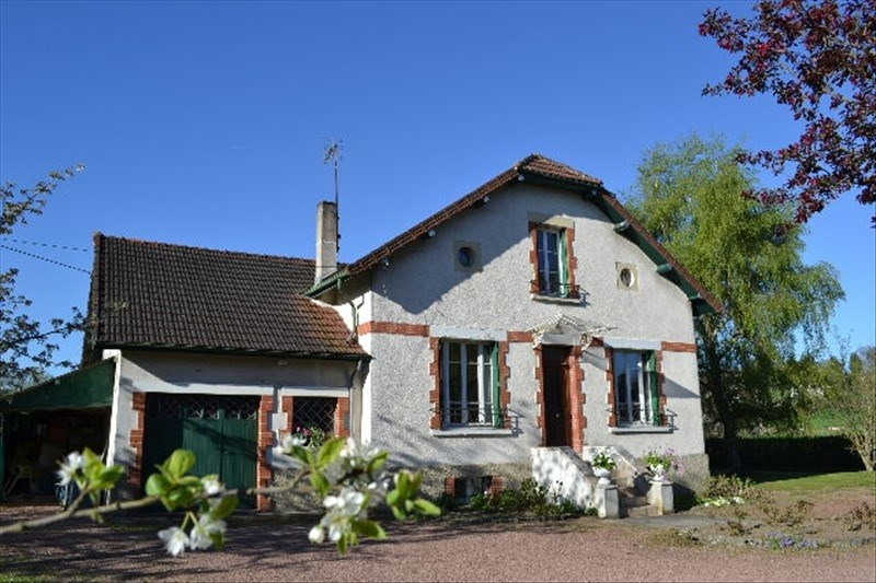 Sale house / villa Saulieu 126 000€ - Picture 1
