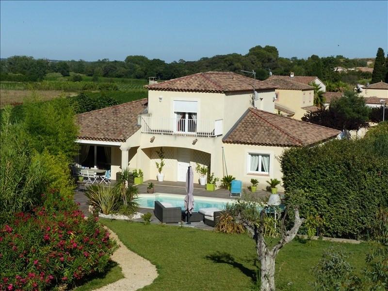 Vente de prestige maison / villa Boujan sur libron 570000€ - Photo 1